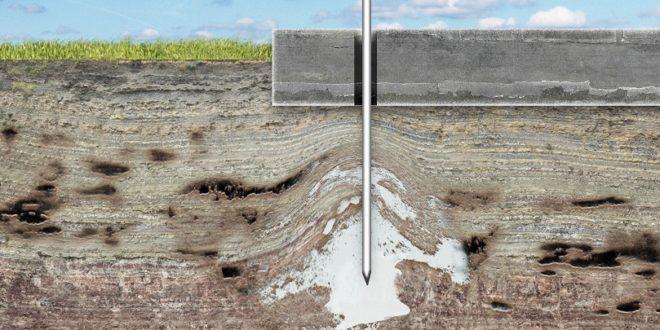 مقاوم سازی خاک