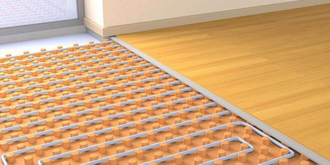 گرمایش از کف ساختمان