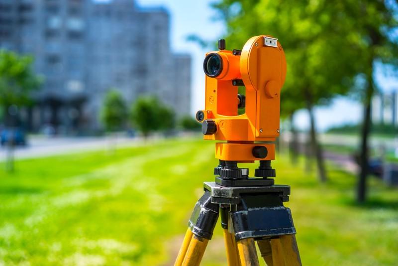 دوربین های نقشه برداری